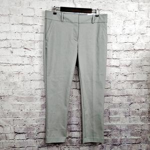 🆕Loft Gray Modern Skinny Ankle Pants